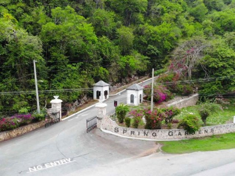 RE/MAX real estate, Jamaica, Montego Bay, Lot 169 Spring Gardens St. James Montego Bay