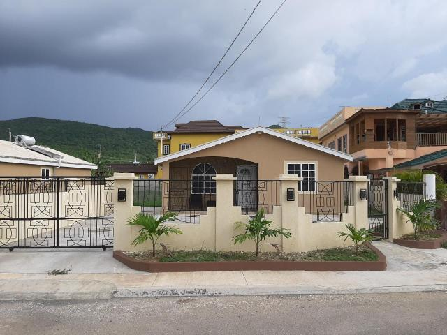 2 Bedroom House For Rent In St James Kw Jamaica