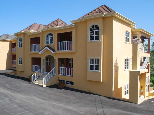 Johnson benjamin associates for 2 bedroom apartment for rent in mandeville jamaica