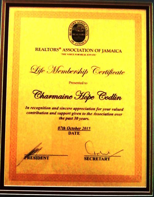 certiication